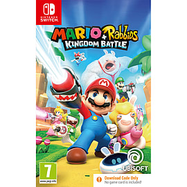 Mario & Rabbids Kingdom Battle (Code in Box)