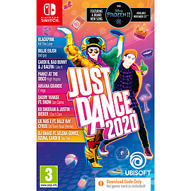 Just Dance 2020 (Code in Box)