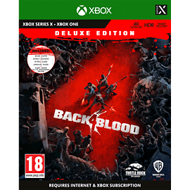 Back 4 Blood - Deluxe Edition - GAME Exclusive