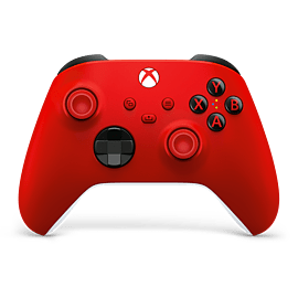 Official Xbox Series X & S Wireless Controller – Pulse Red