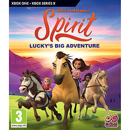 DreamWorks Spirit Lucky's Big Adventure