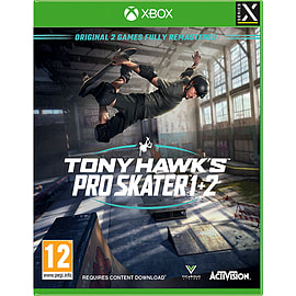 Tony Hawk's Pro Skater 1 & 2 - with GAME Exclusive Pre-Order Bonus