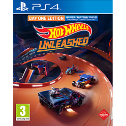 Hot Wheels Unleashed - Day One Edition