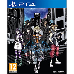 NEO: The World Ends with You - GAME Exclusive Pre-Order Bonus