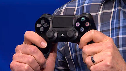 Dual Shock 4 - The New PlayStation 4 Control Pad