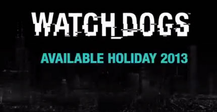 PS4 Watchdogs for PlayStation 4