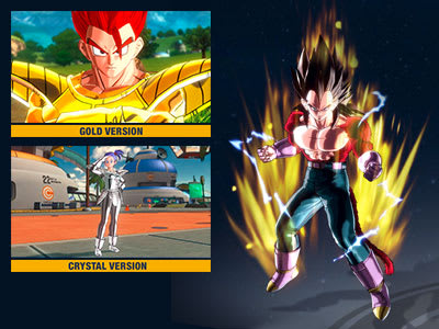 Preorder Bonus: Dragon Ball Xenoverse - bonus code for in-game content!