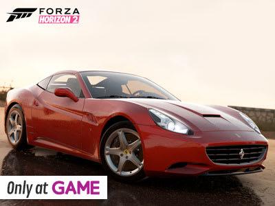 Preorder Bonus: 2008 Ferrari California!