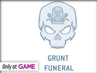 Preorder Bonus: Grunt Funeral Skull!