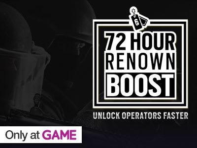 Preorder Bonus: 72 Hour Renown Bonus